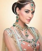 Latest Bridal Jewellery Designs 2014 for girls ♥