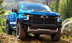 Das Chevrolet Silverado Facelift (2022) wertet den Pick-Up-Truck nochmal deutlich auf. Der Pritschenwagen erhält vor allem im Innenraum viele technische und optische Neuerungen– zumindest ab der LT-Ausstattungslinie. Chevrolet Silverado 1500, Lifted Silverado, Chevrolet Trucks, General Motors, Trx, Detroit, Pick Up, Muscle Cars, Tecnologia