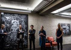 Im Aktionsraum Linkz fördert das Unternehmerpaar Brandstetter Kunstaktionen und vernetzt die Kunstwelt. Wo? Natürlich in Linz. Concert, Design, Linz, Things To Do, Concerts