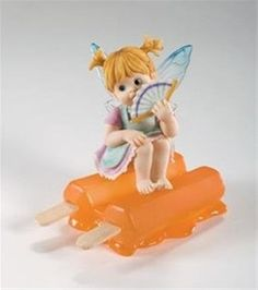 POPSICLE FAIRIE ___From Series Twelve of the My LiTTLe KiTcHeN FAiRiES Collection from Enesco