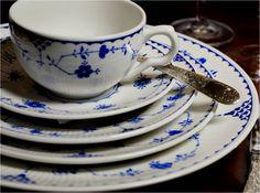 Buy Johnson Brothers Blue Denmark Tableware Online at johnlewis.com ...