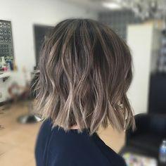 Image result for balayage short hair ash blonde asian