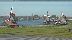 Haaldersbroek: Zaanse Schans LIVE streaming PTZ WebCam in HDTV quality (de)