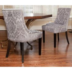 McKenzie Chair 2 Pack Accent ChairsDining TableDining Room