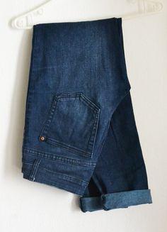 Kup mój przedmiot na #vintedpl http://www.vinted.pl/damska-odziez/dzinsy/8632449-cubus-klasyczne-ciemne-rurki-jeansy-spodnie-dzinsy-boyfriend-m-38