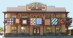 The Wild Rose Quilt Shop & Retreat in Orting, Washington, makes quilting fun and educational.
