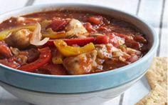 Recipe: Vegetable Chicken Chili – Medifast Blog