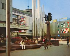 Piazza Eindhoven Love and miss my hometown <3 <3
