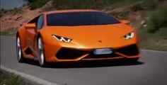 Lamborghini Huracan: 602bhp Gallardo successor driven - YouTube