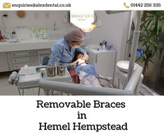 Alexandra Dental offers removable braces in Hemel Hempstead with the latest in orthodontic technology to produce aligned and straighter teeth quickly and with minimal discomfort. Hemel Hempstead, Orthodontics, Dental, Teeth, Minimal, How To Remove, Technology, Tech, Tecnologia