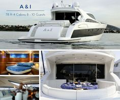 #sleek A & I #motoryacht #charter #greece for up to 10 guests -  inquire: