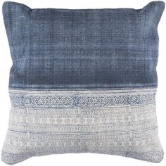 $30 Decorative Hiromi 20-inch Down/Polyester Filled Throw Pillow