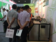 Evolution Clean Ceramics China 2015
