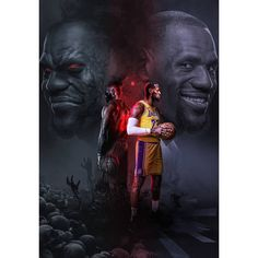 Lebron James: Fight your own demons, be your own Rival Lebron James Poster, King Lebron James, Lebron James Lakers, King James, Mvp Basketball, Michael Jordan Basketball, College Basketball, Lebron James Wallpapers, Nba Wallpapers