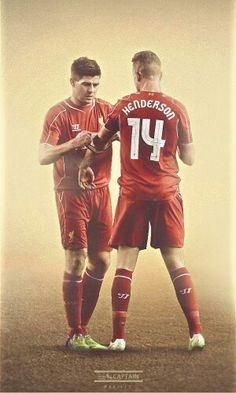 Liverpool fans, this is a plus Liverpool Captain, Gerrard Liverpool, Liverpool Anfield, Liverpool Fans, Liverpool Football Club, Henderson Liverpool, Liverpool Legends, Liverpool Players, Liverpool Fc Wallpaper