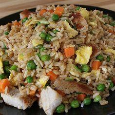 Pork Fried Rice | MyRecipes.com
