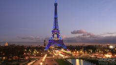 Grande unico wallpaper Torre Eiffel
