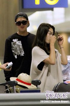 Park shin hye and Lee min ho