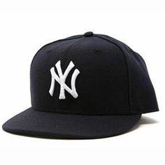 NY Yankees cap.