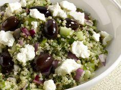 "mmm sounds delicious! gotta make (minus the feta of course) ""Quinoa Tabbouleh"" from Cookstr.com #cookstr"