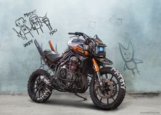 Las Ducati de Jakusa Design