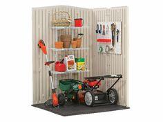 Medium Storage Shed | Storage Building | Outdoor Storage | Rubbermaid