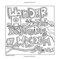 Great Imagination Will Take You Everywhere (Doodle Art Alley Books) (Volume 1):