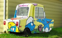 Smurf Art