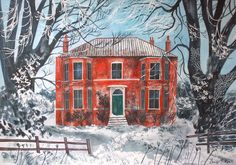 Emily Sutton, The House at Gypsy Wood