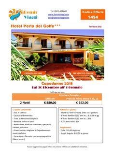 Hotel Perla del Golfo*** - Terrasini (Pa) #Capodanno 2018 Per info e preventivi tel 0921428602 Email: info@demirviaggi.com Web: www.demirviaggi.com #Sicilia #Viaggi #LastMinute #Offerte
