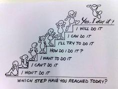 The 8-Step Program to Success!  I AM it!  That is the 9th and final step!
