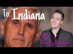 A Song for Indiana - Randy Rainbow ~ #BoycottIndiana