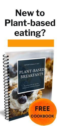 Plant Based Eating, Plant Based Diet, Plant Based Recipes, Vegan Lunches, Vegan Snacks, Best Vegan Recipes, Healthy Recipes, Quick Recipes, Vegetarian Desserts