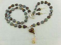 Necklace Bracelet Earrings Beaded Jewellery by OswestryJewels  See more Jewellery Sets at oswestryjewels.etsy.com