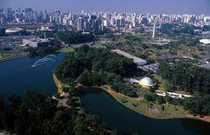 Parque do Ibirapuera - CIDADE DE SÃO PAULO - BRASIL