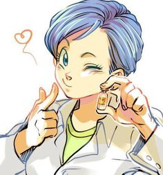 The Genius Bulma http://67.media.tumblr.com/