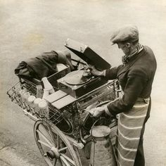 Truly 'Old School' Mobile DJ