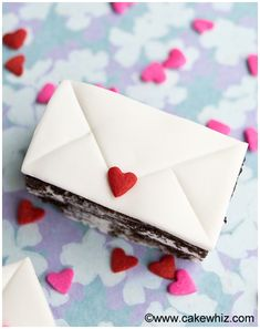 Meringue, Letters and Heart on Pinterest