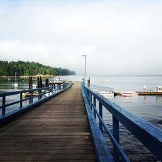 Miner's Bay, Mayne Island BC Canada