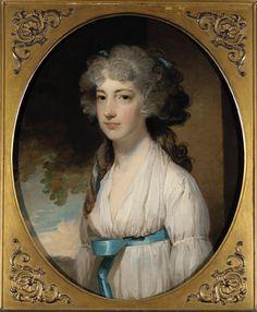 Gilbert Stuart- Elizabeth Beale Bordley