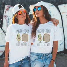 bff outfits aesthetic - Google Search Teen Fashion Outfits, Bff, Best Friends, Google Search, T Shirt, Tops, Women, Beat Friends, Supreme T Shirt