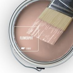 For a classic, scrubbable finish in low-traffic areas like living rooms and bedrooms, choose BEHR PREMIUM PLUS Low Odor, Paint & Primer in One Flat Interior paint. Flat Interior, Interior And Exterior, Interior Design, Interior Ideas, Wall Colors, House Colors, Behr Paint Colors, Behr Marquee, Deco Rose