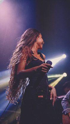 Camila Gallardo, Hair Goals, Cap, Long Hair Styles, Concert, Celebrities, Inspiration, Queen, Makeup Ideas