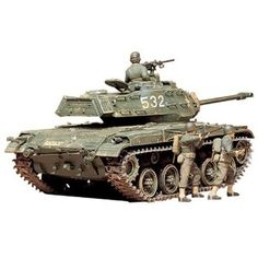 Tamiya 35055 1/35 US M41 Walker Bulldog