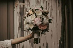 Image 3 - Moody Winery Wedding with Rustic Styling in Real Weddings.