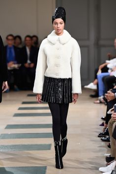 Azzedine Alaia Haute Couture FALL/WINTER 2017-2018