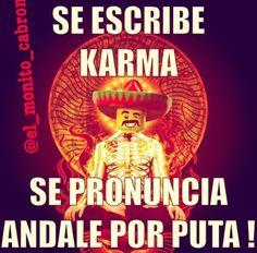 Karma=