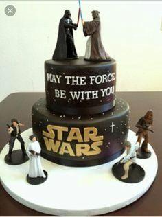 Force cake, Star Wars