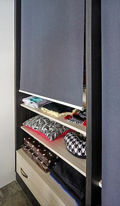 Fancy An Alternative To Cupboard Doors Why Not Try A