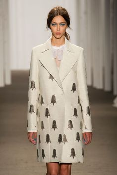 101 Pieces We Really Want from New York Fashion Week Spring 2015   StyleCaster
